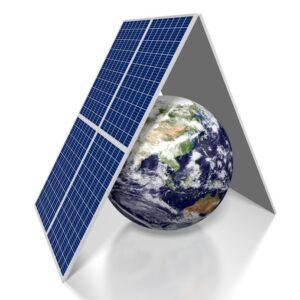 Earth Friendly Solar Panel